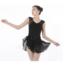 ballet jurk kant zonder mouw