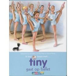 Boek tiny gaat op balletboek soft cover