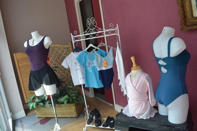 La mariposa winkel ballet kledij, danskledij en accessoires
