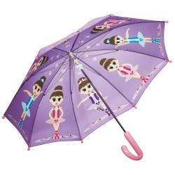 Bobble Art ballerina paraplu ballet danseres