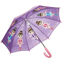 paarse ballerina paraplu
