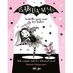 leesboek Isabella Maan gaat...