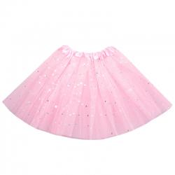 rose ballerina tutu met...