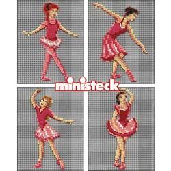 ministeck ballerina