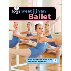 Boek Wat weet jij van ballet?
