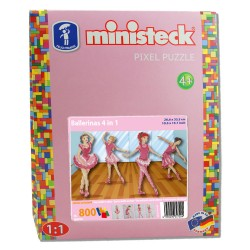 Ministeck ballerina 4 in 1...
