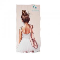 ballerina handdoek strandlaken