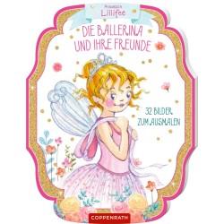 prinses Lillifee ballerina kleurboek