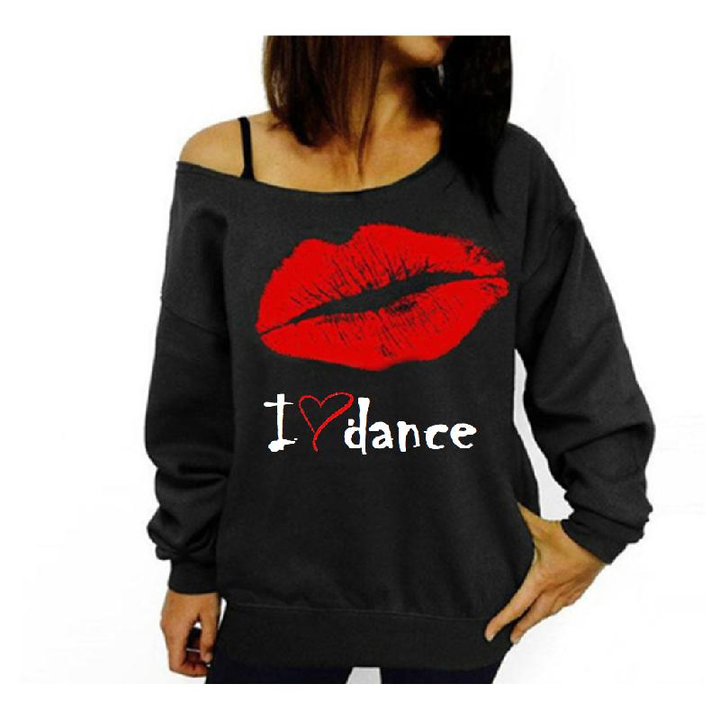 dans sweater trui I love dance