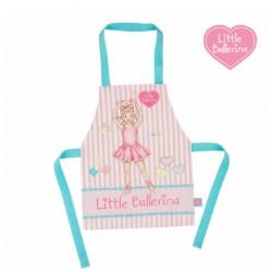 keuken schort Little Ballerina