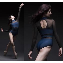 Sexy balletpak lange mouw...