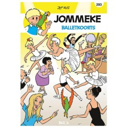 strip 293 Jommeke balletkoorts