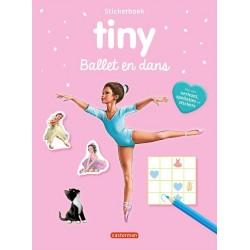 stickerboek Tiny op ballet