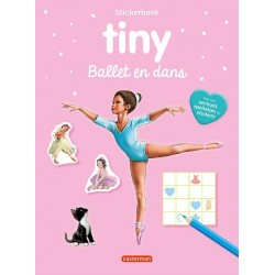 stickerboek Tiny op ballet