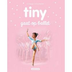 Tiny gaat op ballet hardcover