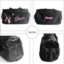 dance bag black