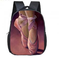 rugzak ballet ballerina pointes